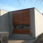 Drewniane elementy elewacji