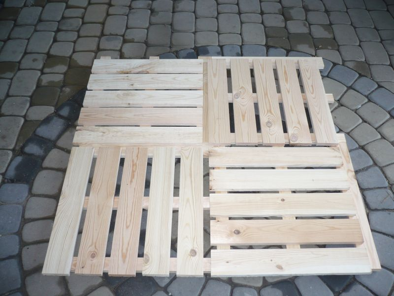 Podesty Drewniane Wood Market Deski Tarasowe Tarasy