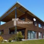 Elewacja Thermory Thermo Jesion Amerykański PMA