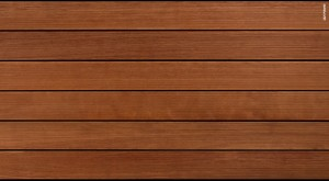 Deska tarasowa Kempas - strona ryflowana
