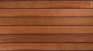 deska tarasowa Kempas - strona gładka