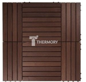 Thermory QuickDesk Mosaic 795mm