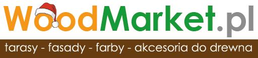 Wood Market. Deski tarasowe, Tarasy, Elewacje drewniane, Impregnaty.
